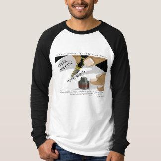Author Basball T-Shirt