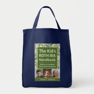 Author Book Title Promotion Tote Bag