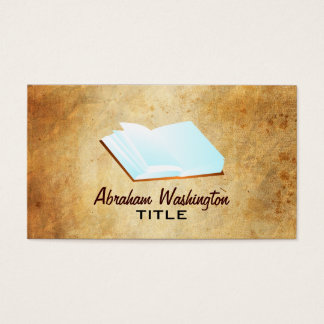 Author Business Cards