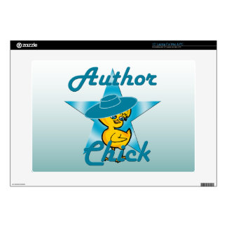 Author Chick #7 Skin For Laptop