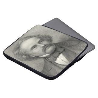 Author Nathaniel Hawthorne 1883 Computer Sleeves