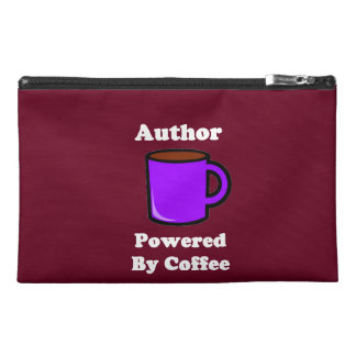 """""""Author"""" Powered by Coffee Travel Accessories Bag"""