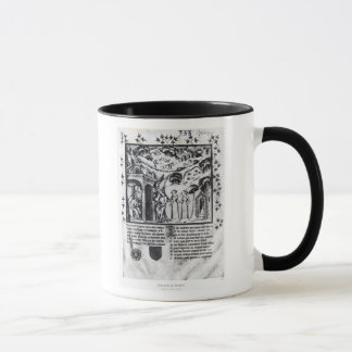 author receiving Love who brings Sweet Thoughts, Mug