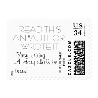 Author Stamps