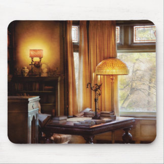 Author -  Style and Class Mouse Pad
