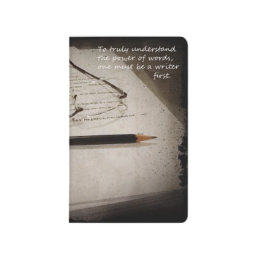 Author Writer Journal Notebook