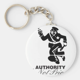 Authority is not Priority Keychain
