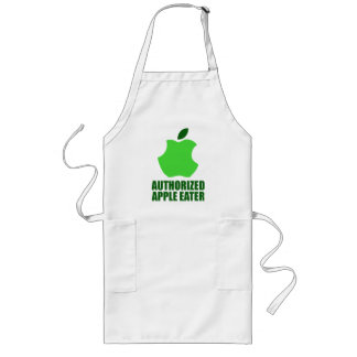 Authorized Apple Eater Aprons