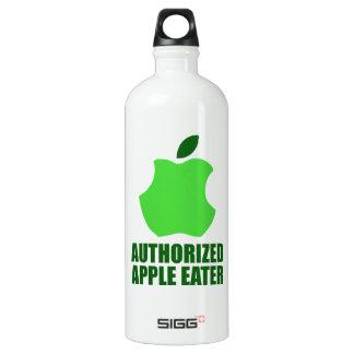 Authorized Apple Eater SIGG Traveler 1.0L Water Bottle