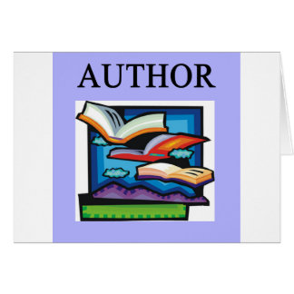 AUTHORS and writers Card