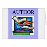 AUTHORS and writers Cards