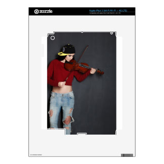 Author's art print by photographer decals for iPad 3