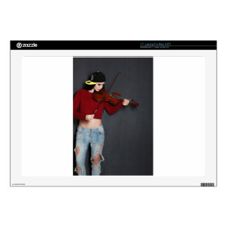 Author's art print by photographer laptop decal