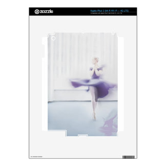 Author's art print by photographer skin for iPad 3