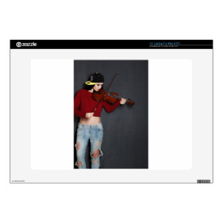 Author's art print by photographer skin for laptop