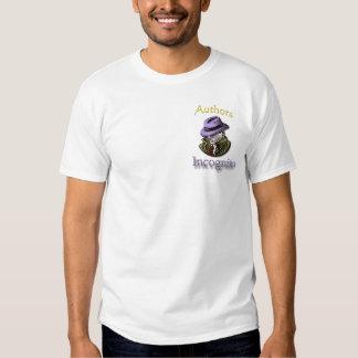 Authors Incognito T shirt-Men's LG Shirt