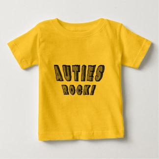 Auties Rock Baby T-Shirt