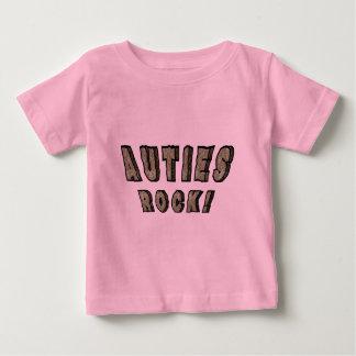 Auties Rock Infant T-Shirts