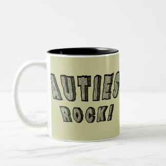 Auties Rock Mugs