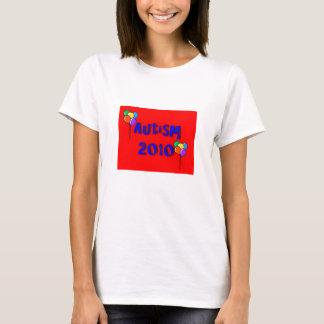 Autism 2010 Balloon Shirt