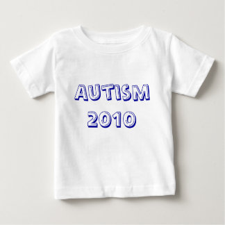 Autism 2010 Shirt