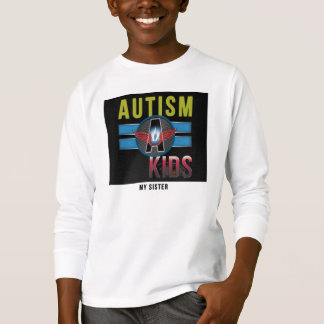 'Autism A Kids' Kids' Tagless ComfortSoft®* T-Shirt
