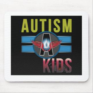 Autism A Kids Mouse Mat