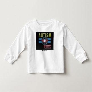 'Autism A Kids' (sister) Toddler Long Sleeve* Toddler T-shirt