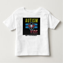 'Autism A Kids' Toddler T-Shirt, Superpower* Toddler T-shirt