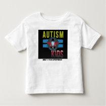 'Autism A Kids' Toddler T-Shirt, Superpower* Toddler T-shirt