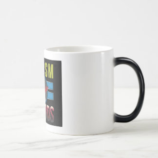 """Autism A Kids"" WOW! SUPER Morphing Mug"