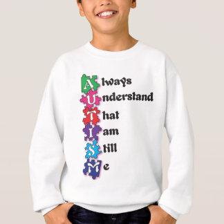 Autism Acrostic Poem Sweatshirt