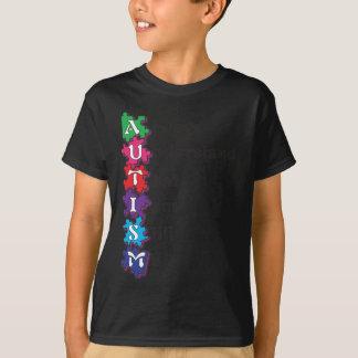 Autism Acrostic Poem T-Shirt