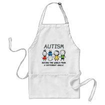 Autism Adult Apron