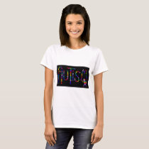 Autism and Artwork T-Shirt