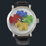 "Autism/Aspergers Syndrome Watch<br><div class=""desc"">Autism/Aspergers Syndrome watch,  designed to further the awareness of this condition that affects boys and in some cases girls. Proceeds of this sale will be donated to children who have this condition.</div>"