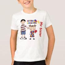 Autism AW 4SIS  shirt