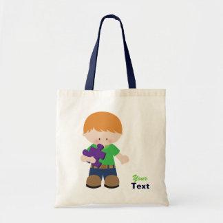 Autism Aw#6  Bag