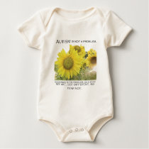 Autism Aware Baby Bodysuit