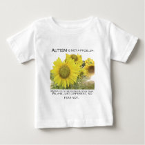 Autism Aware Baby T-Shirt