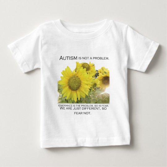 Autism Aware Baby T-Shirt