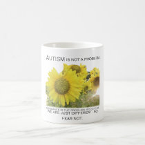 Autism Aware Magic Mug