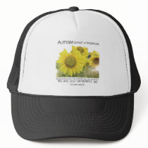 Autism Aware Trucker Hat