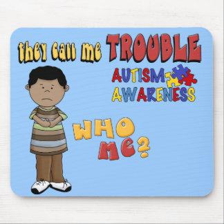 Autism Awareness 1  Mousepad