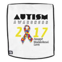 Autism awareness 2017 Autism Backpack