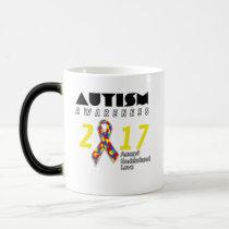 Autism awareness 2017 Autism Magic Mug