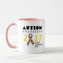 Autism awareness 2017 Autism Mug
