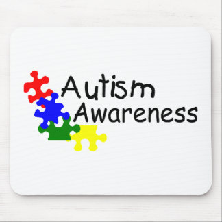 Autism Awareness (4 PP) Mouse Pad