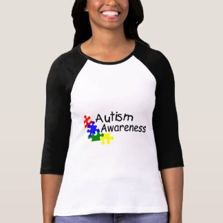 Autism Awareness (4 PP) T-Shirt
