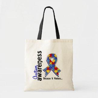 Autism Awareness 5 Tote Bag